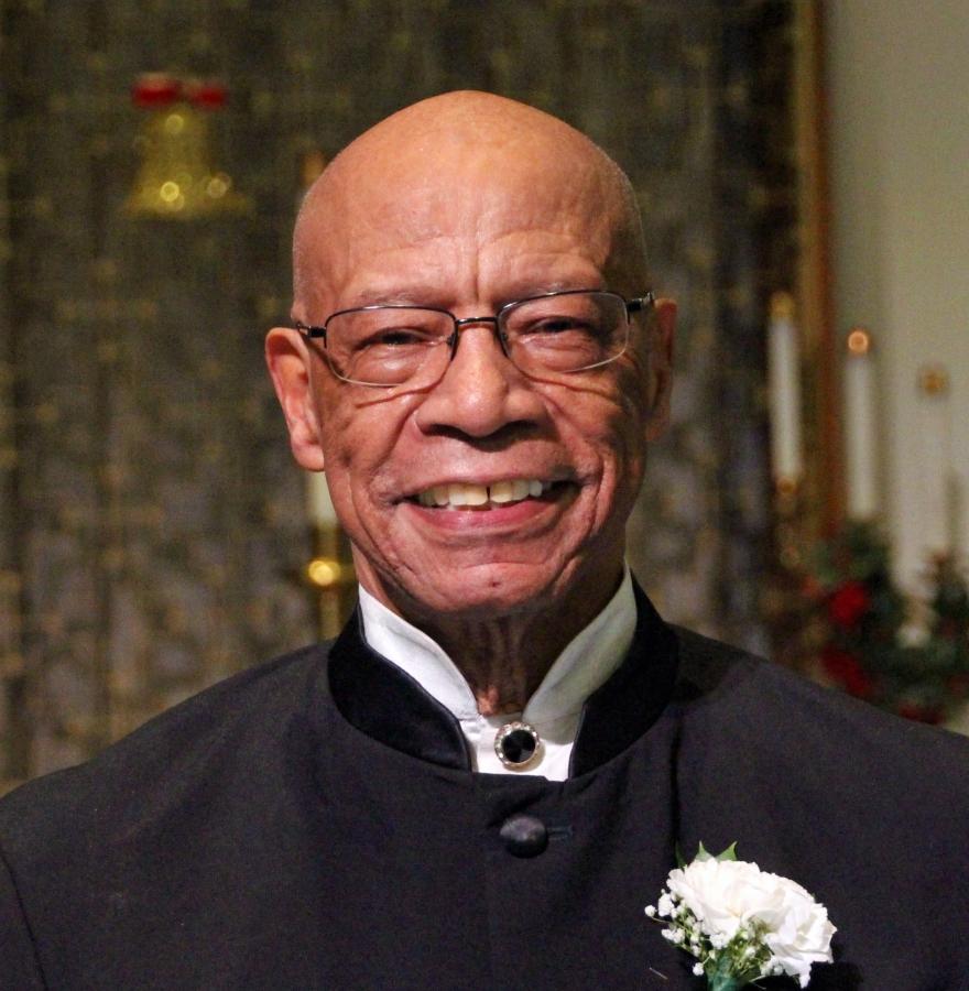 Dr. Gilbert Jackson, director, The Gilbert Jackson Chorale