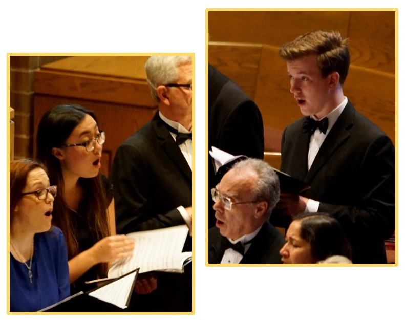 The Gilbert Jackson Chorale is looking for student interns